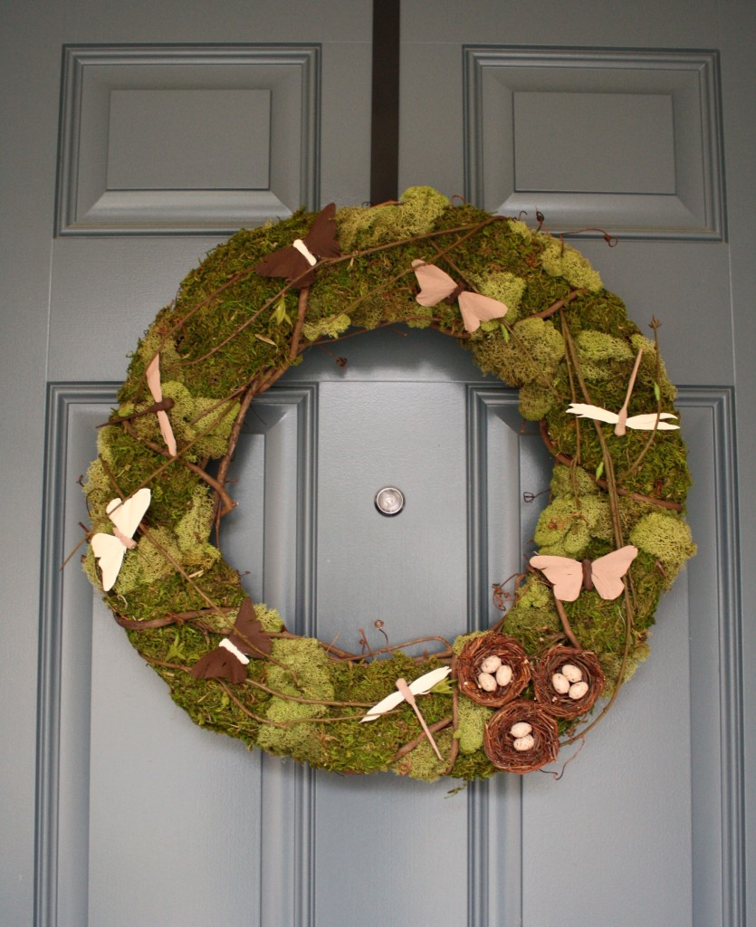 Moss Wreath @ A Diamond in the Stuff
