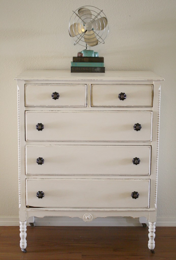 DIY Painted Dresser - Lowe s