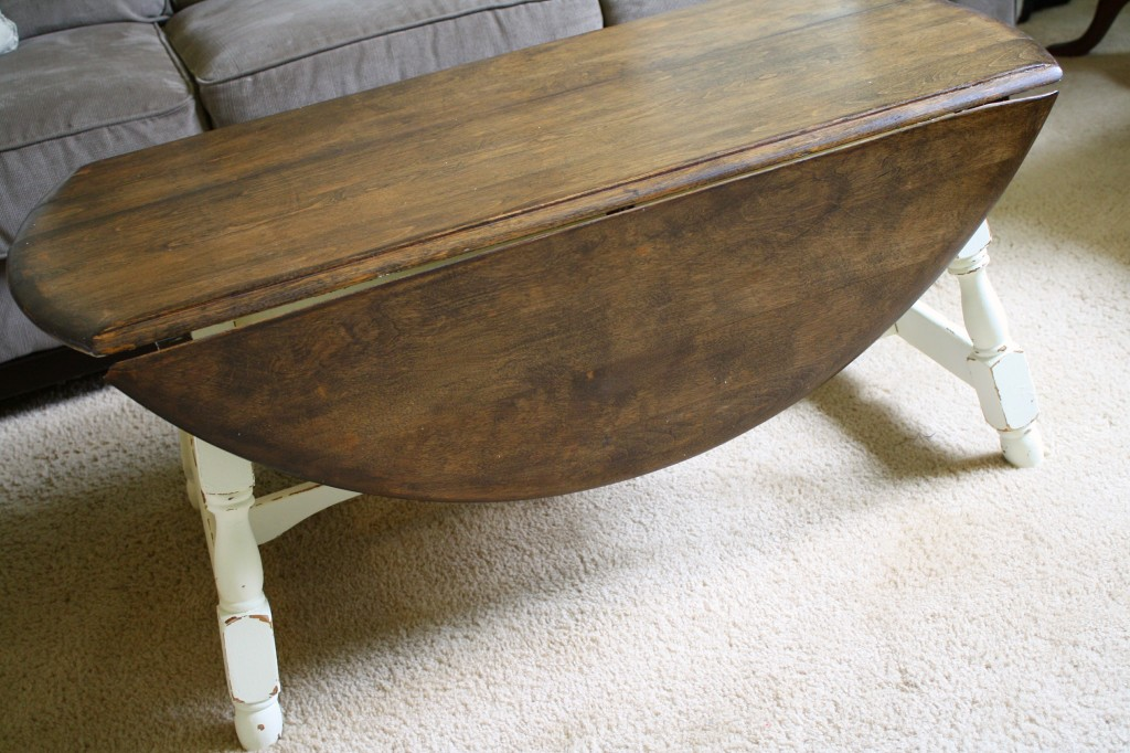 Drop Leaf Coffee Table Plans