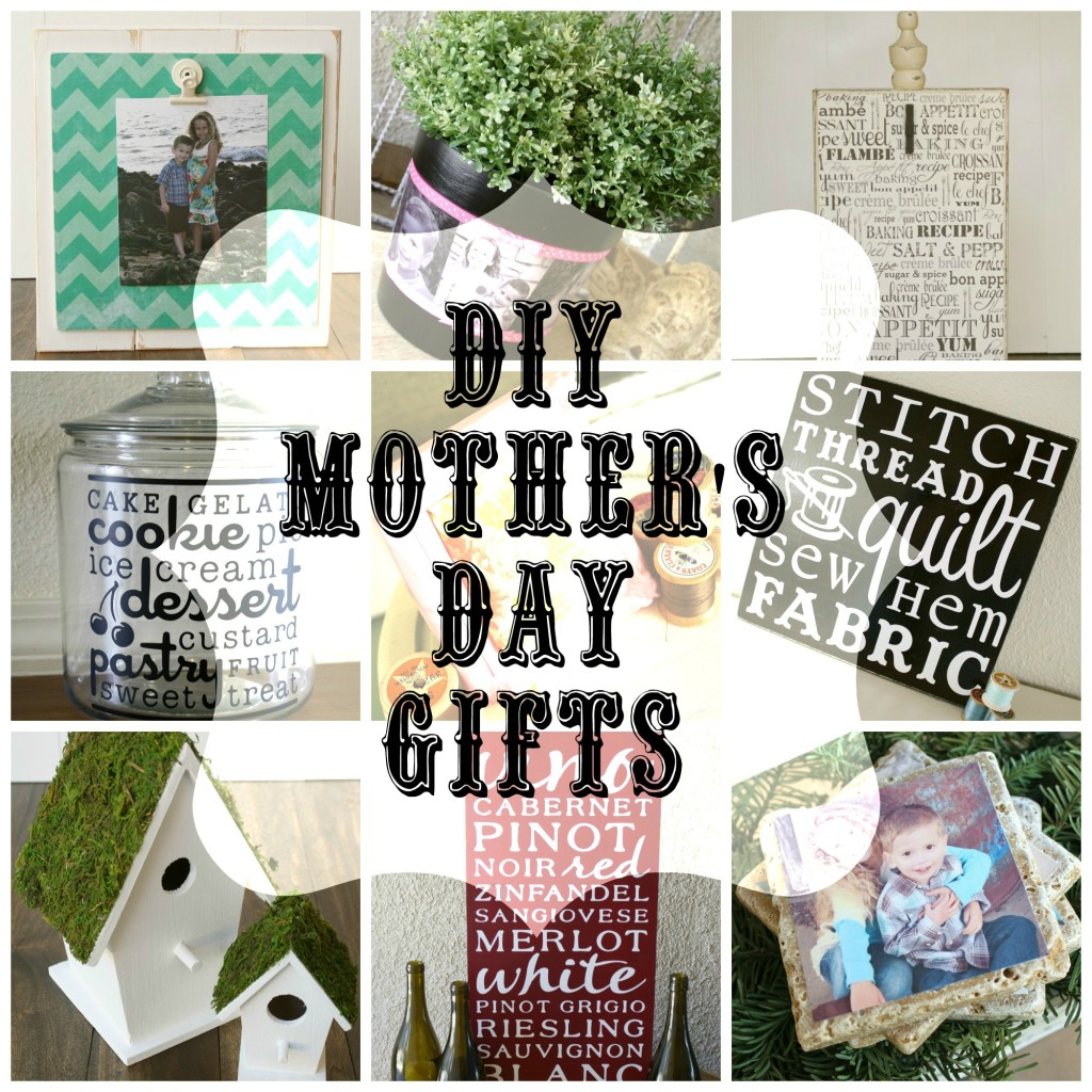 Diy mother s day gifts Mothers day presents diy