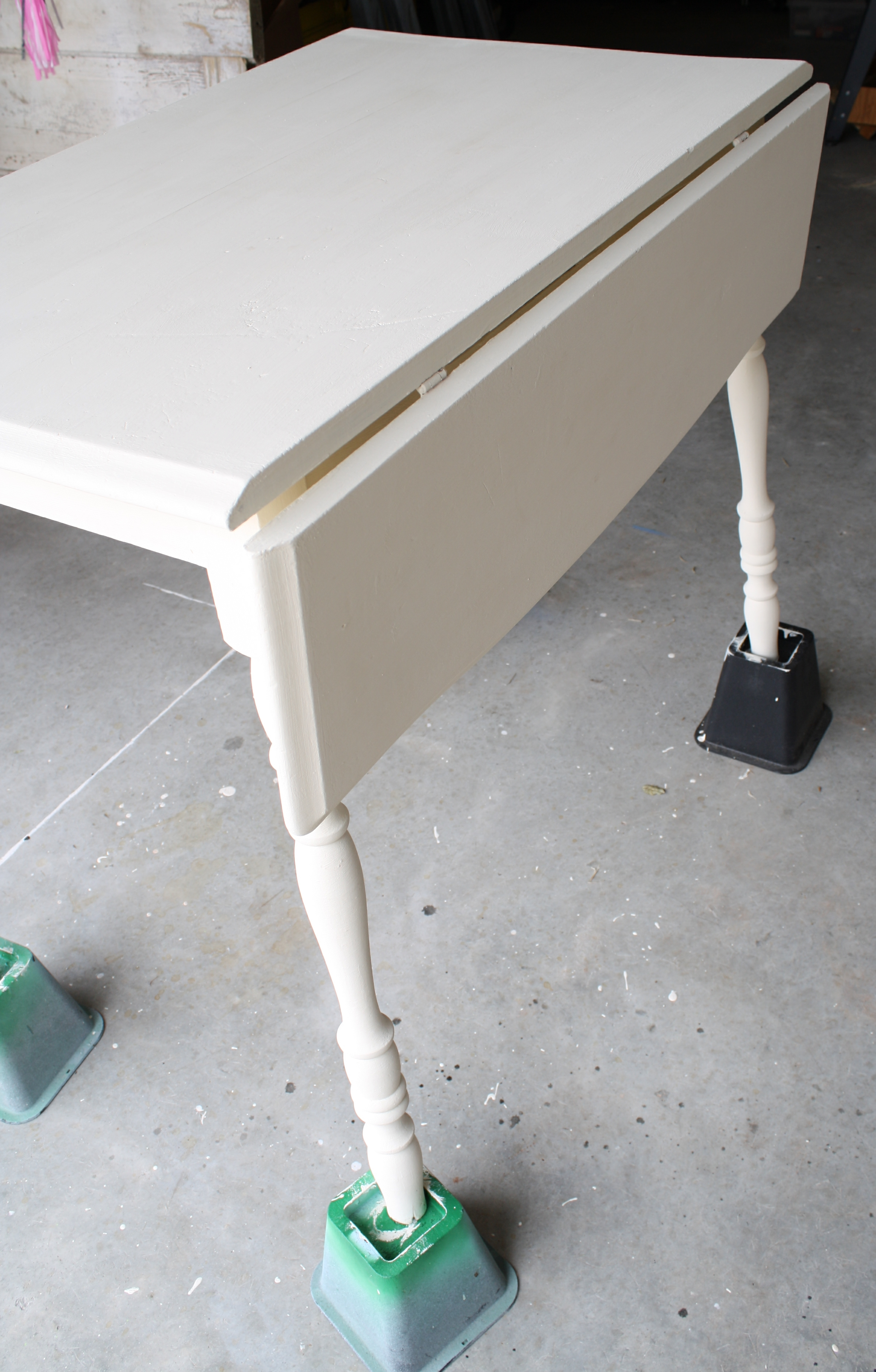 Vintage Drop Leaf Kitchen Table : IMG8487 from adiamondinthestuff.com size 2400 x 3756 jpeg 3415kB