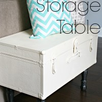 Trunk Storage Table