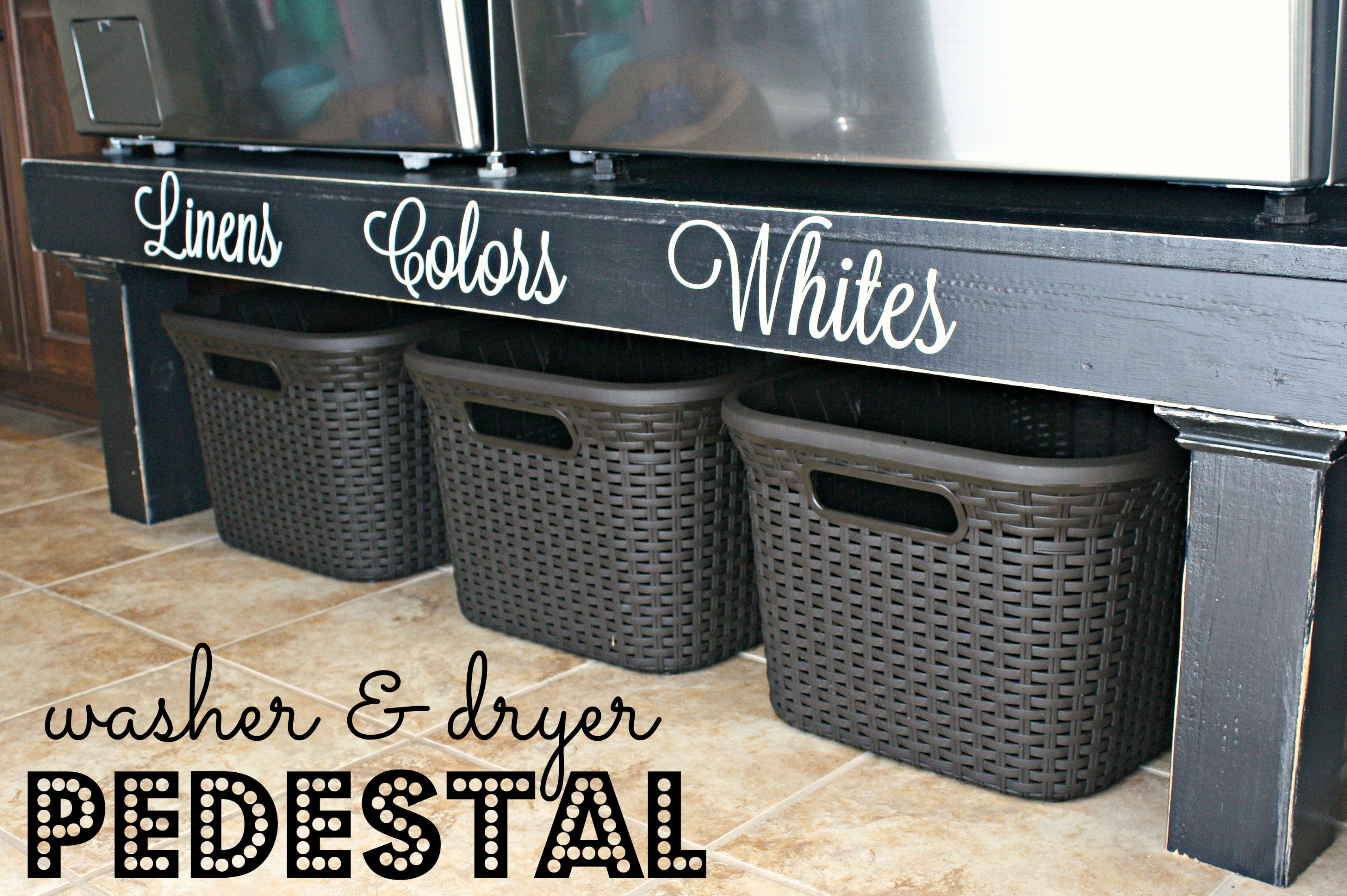 Washer And Dryer Combo Unit Washer And Dryers: Pedestal For Washer And Dryer