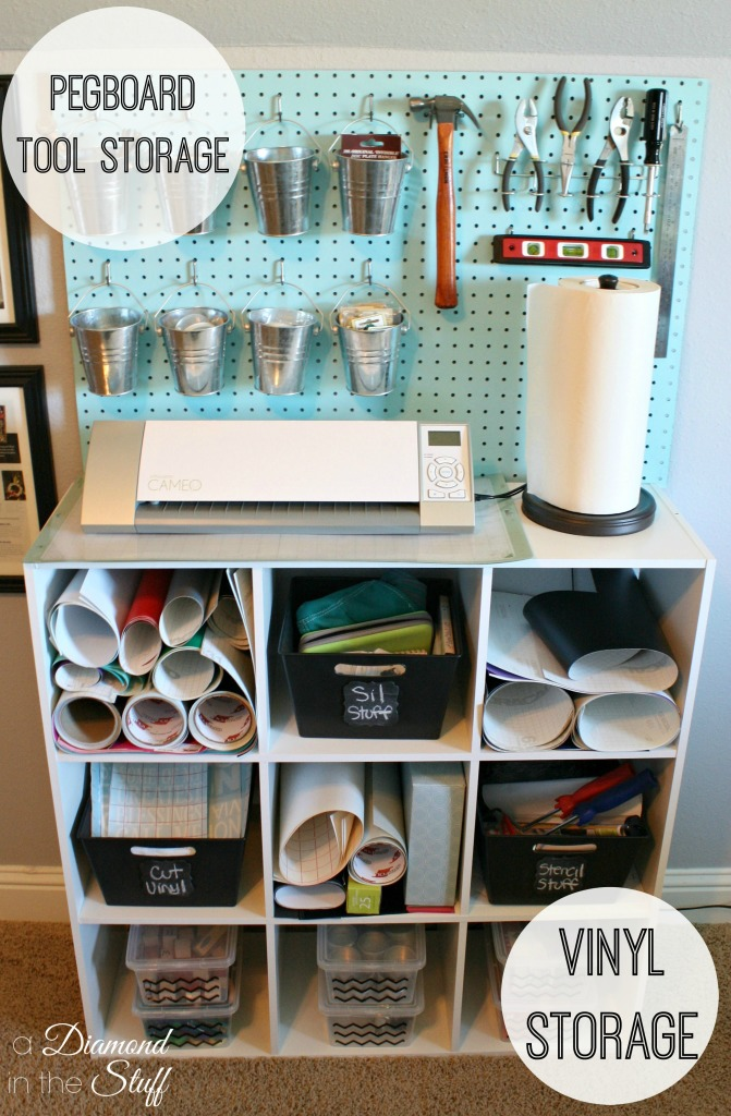 Craft Room Tour 671 x 1024